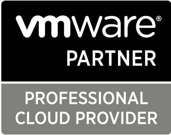 We are a VMware Certified Partner