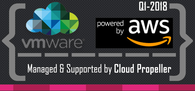 VMware on AWS by Cloud Propeller